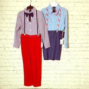 2 New Nautica Outfits (8ps)  Size 6